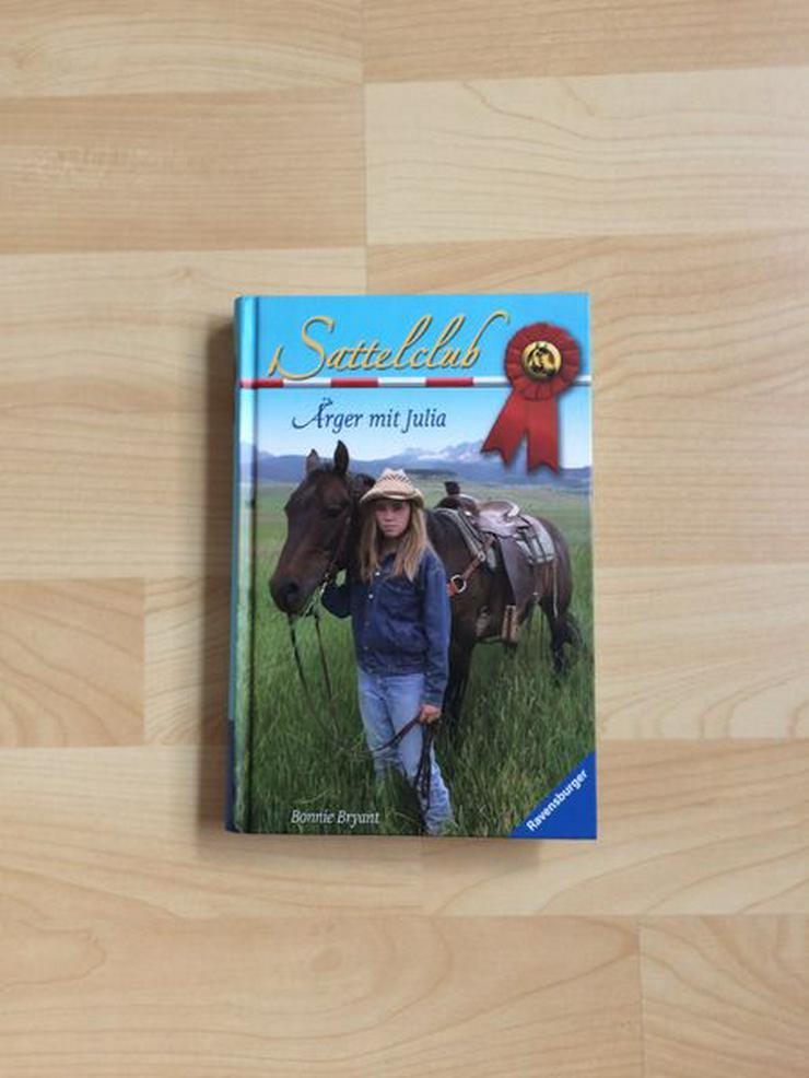 Pferde Buch Sattelclub (9): Ärger mit Julia