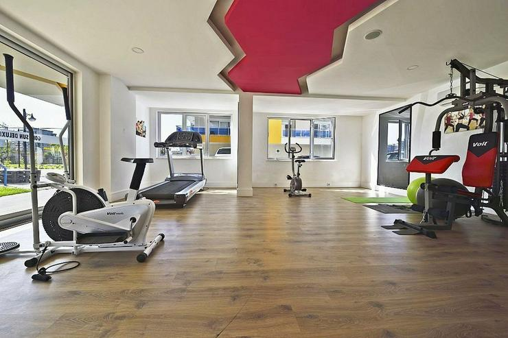 Bild 3: Türkei, Alanya. 3 Zi. Wohnung, Residenz mit allem Komfort. 502