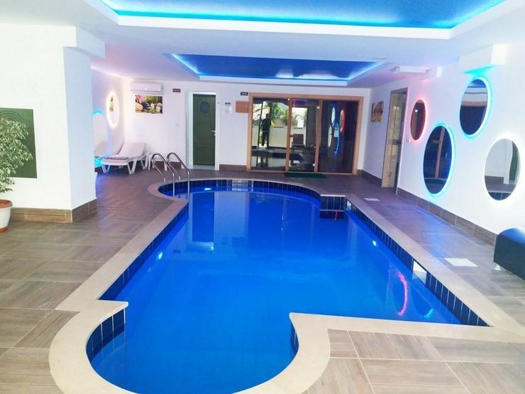 Bild 2: Türkei, Alanya. 3 Zi. Wohnung, Residenz mit allem Komfort. 502