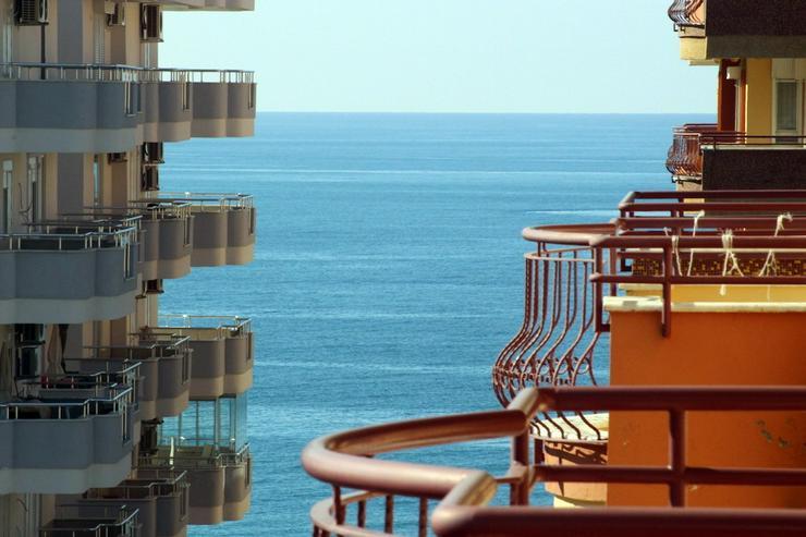 Türkei, Alanya. Super günstige 5 Zi. Duplex am Strand. 472