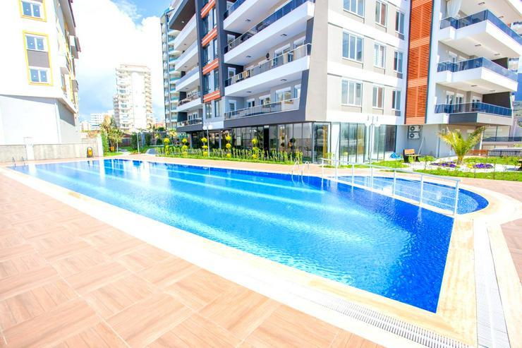 Türkei, Alanya, 5 Zi. Wohn.,Neubau, Pool, Whirlpool, Sauna ,523
