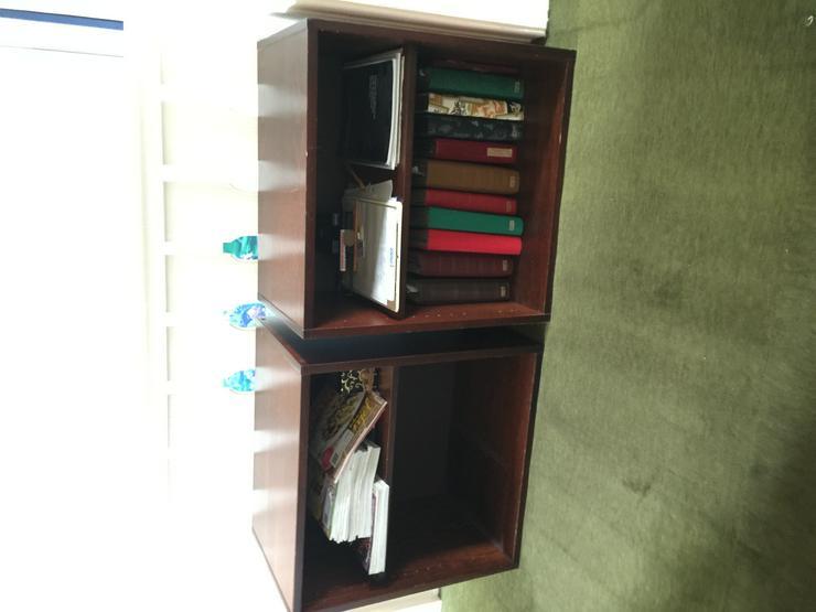 Bild 5: Kommode - für Büro/Wohn-/Schlafzimmer (plus Regale)