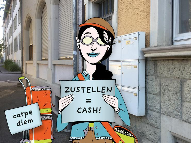 Zeitung austragen in Luckenwalde - Job, Nebenjob, Schülerjob