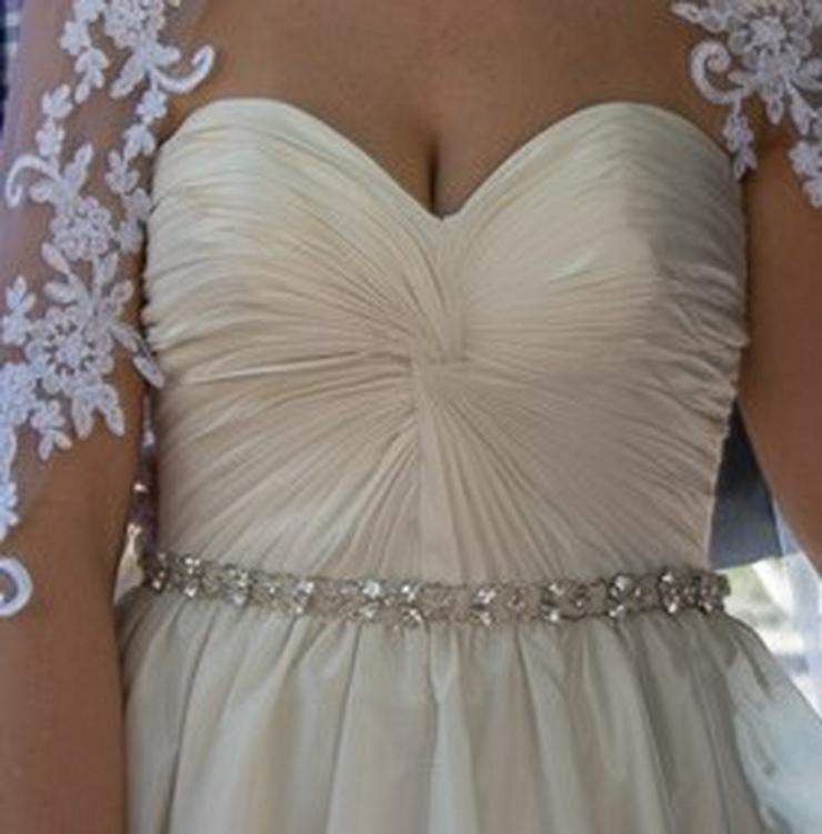 wunderschönes Designer Hochzeitskleid von Watters - Wtoo Gr. 36