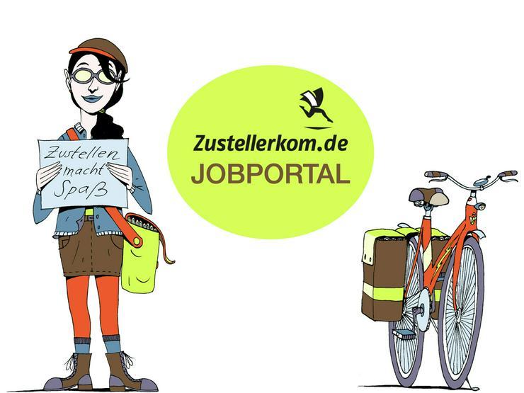 Minijob in Daubach - Zeitung austragen, Zusteller m/w/d gesucht