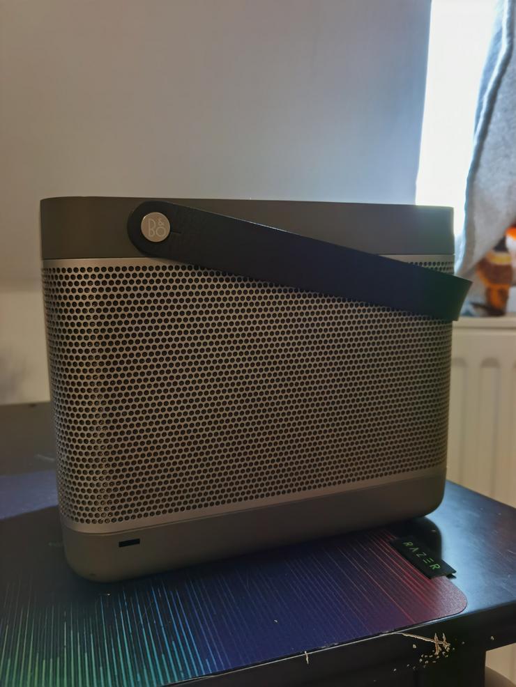 B&O beolit 12 Bluetooth Lautsprecher