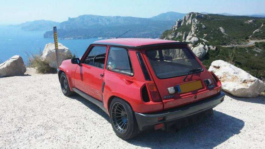Bild 5: 4 Stk Felgen Renault 5 Turbo MAXI 7.5x15 9.5x16 Lk.4x98 NEU