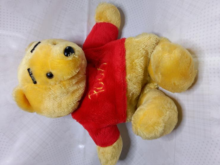 Winnie Puuh Kinderwärmflasche, Marke: Fashy, gut erhalten