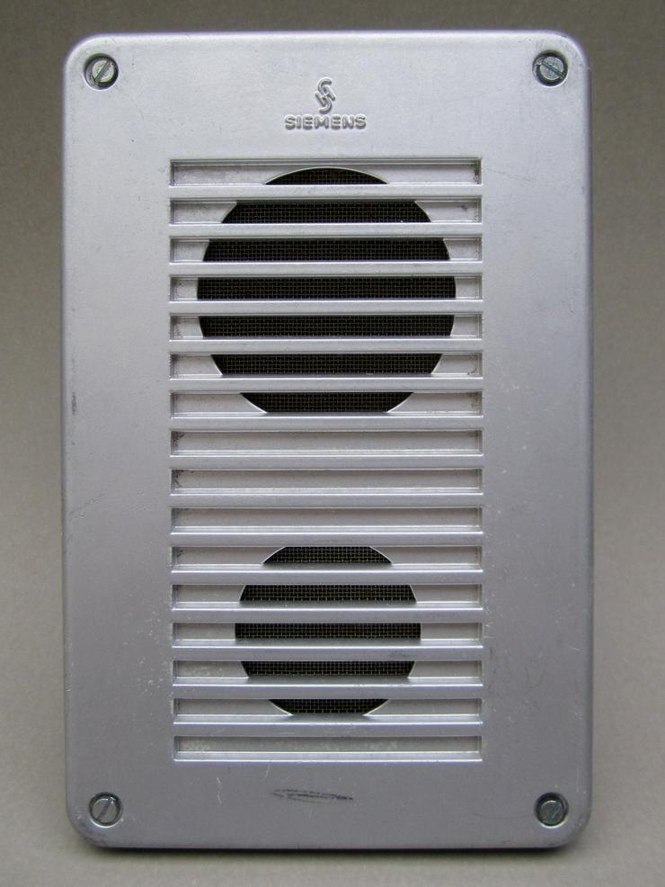 Siemens Lautsprecher Mikrofon Sprechstelle C89233-A1-A1