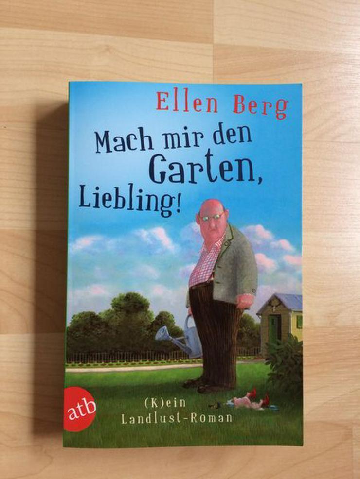 Buch Mach mir den Garten, Liebling, UNGELESEN