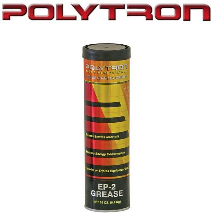 POLYTRON EP-2 - Lithiumschmierfett - (+385°C / -50°C) Grad
