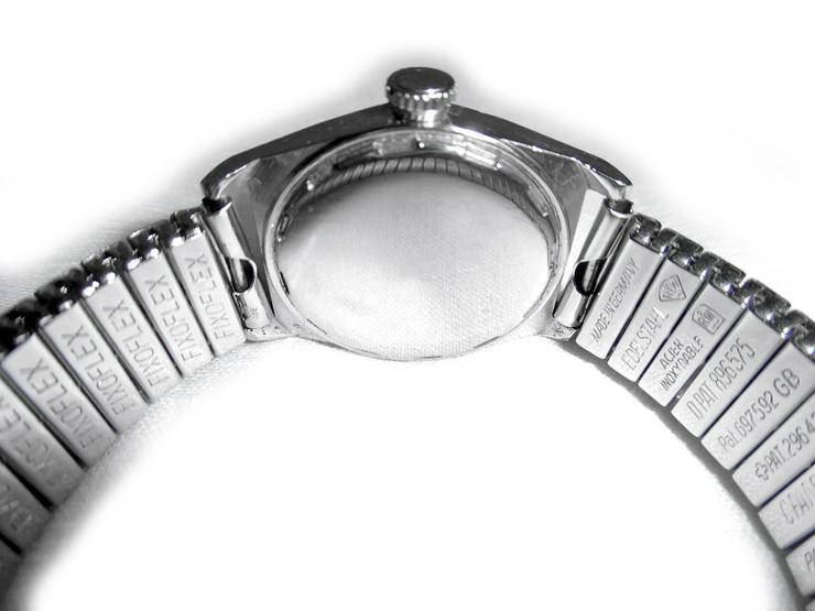 Bild 4: Alte Armbanduhr von Stamm