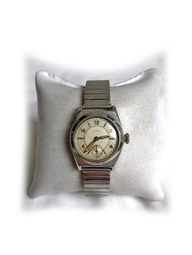 Alte Armbanduhr von Stamm - Herren Armbanduhren - Bild 1