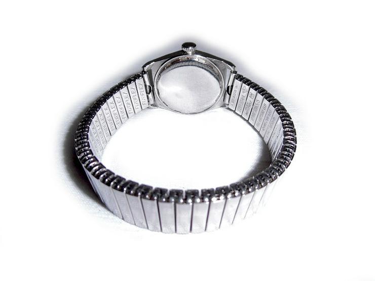 Bild 3: Alte Armbanduhr von Stamm