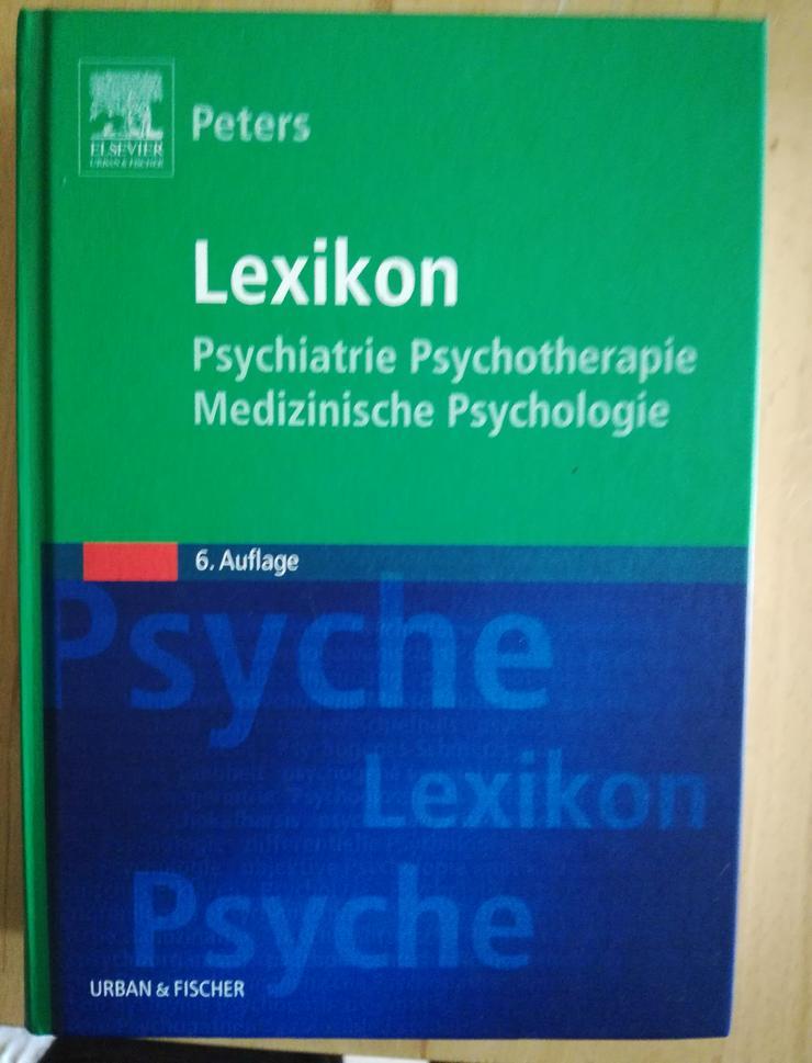Bild 4: Psychotherapie - 3x Lehrbücher