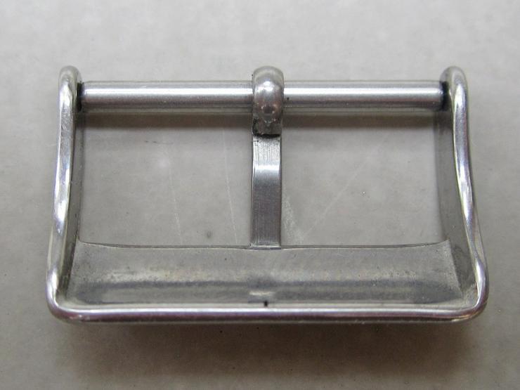 Bild 3: Axcent Dornschließe Schnalle Verschluß Uhrenarmband