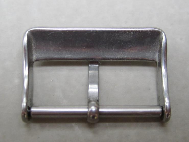 Bild 4: Axcent Dornschließe Schnalle Verschluß Uhrenarmband