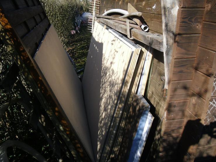 Spannplatten-Sperrholzplatten