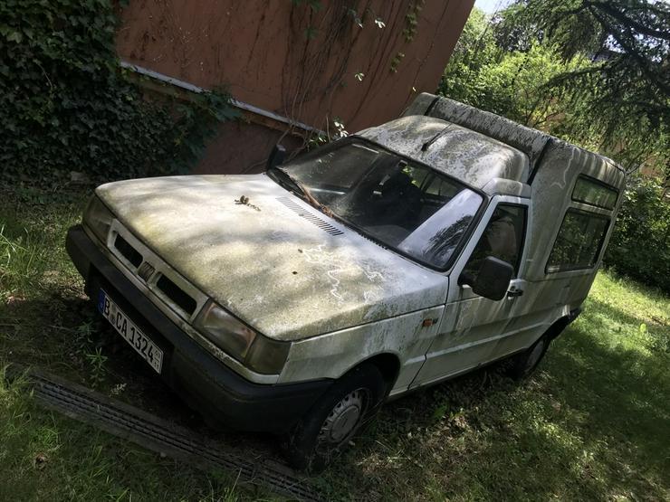 Bild 2: Fiat Fiorino. gegen Abholung abzugeben