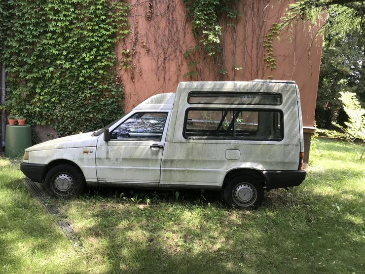 Fiat Fiorino. gegen Abholung abzugeben