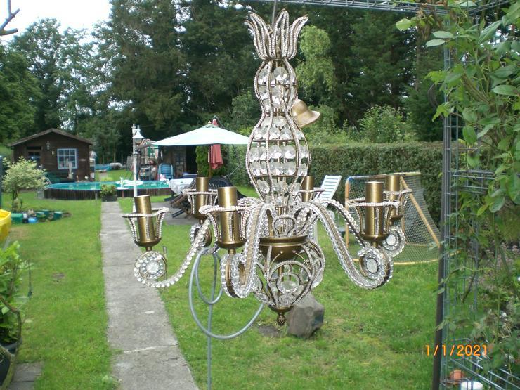 Kronleuchter  -Lampe -Antik