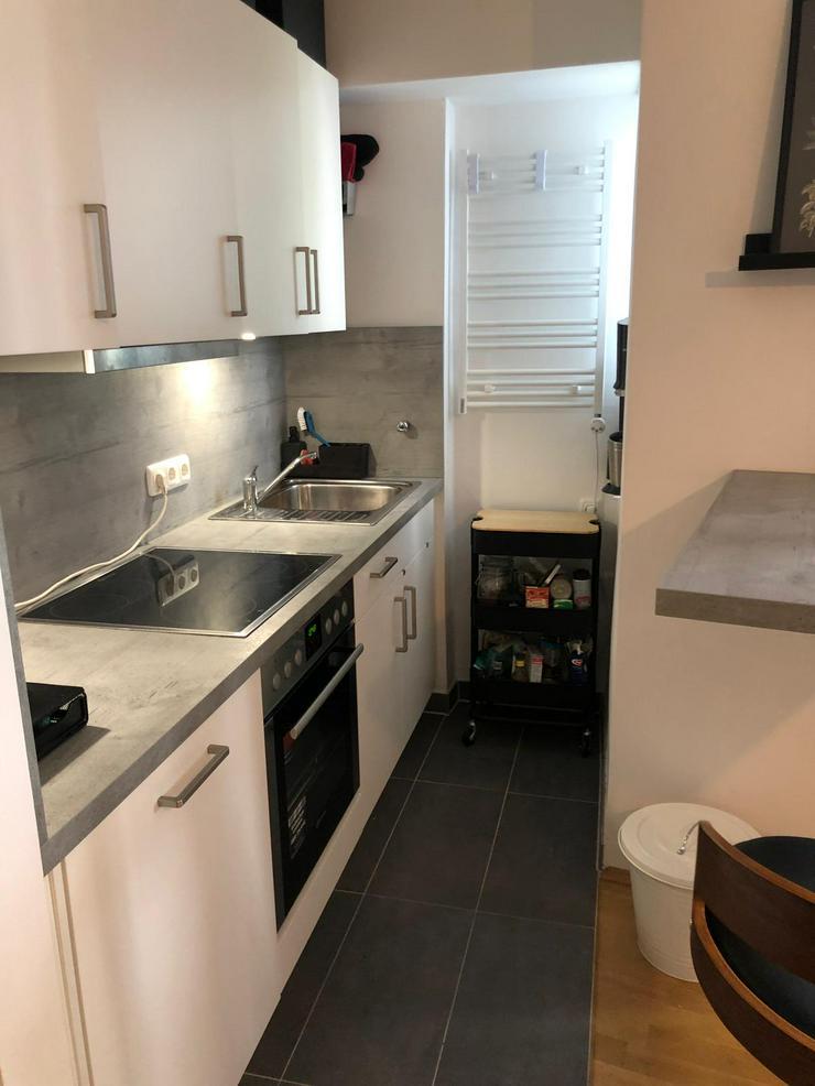 1,5 Zimmer Wohnung frisch renoviert und neu möbliert