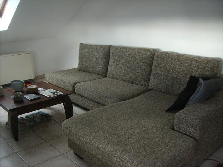 Sofa-Set anthrazit