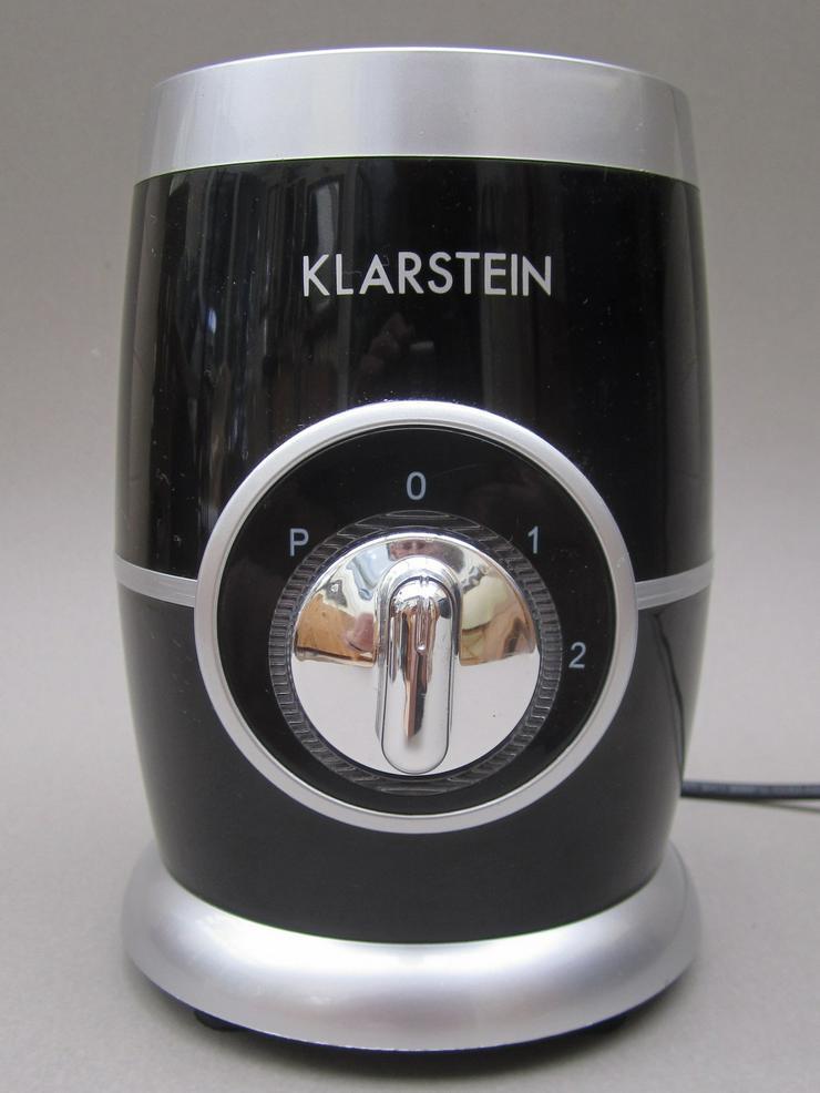 Bild 5: Klarstein Mixer Juicinho Nero 10027702 schwarz Smoothie