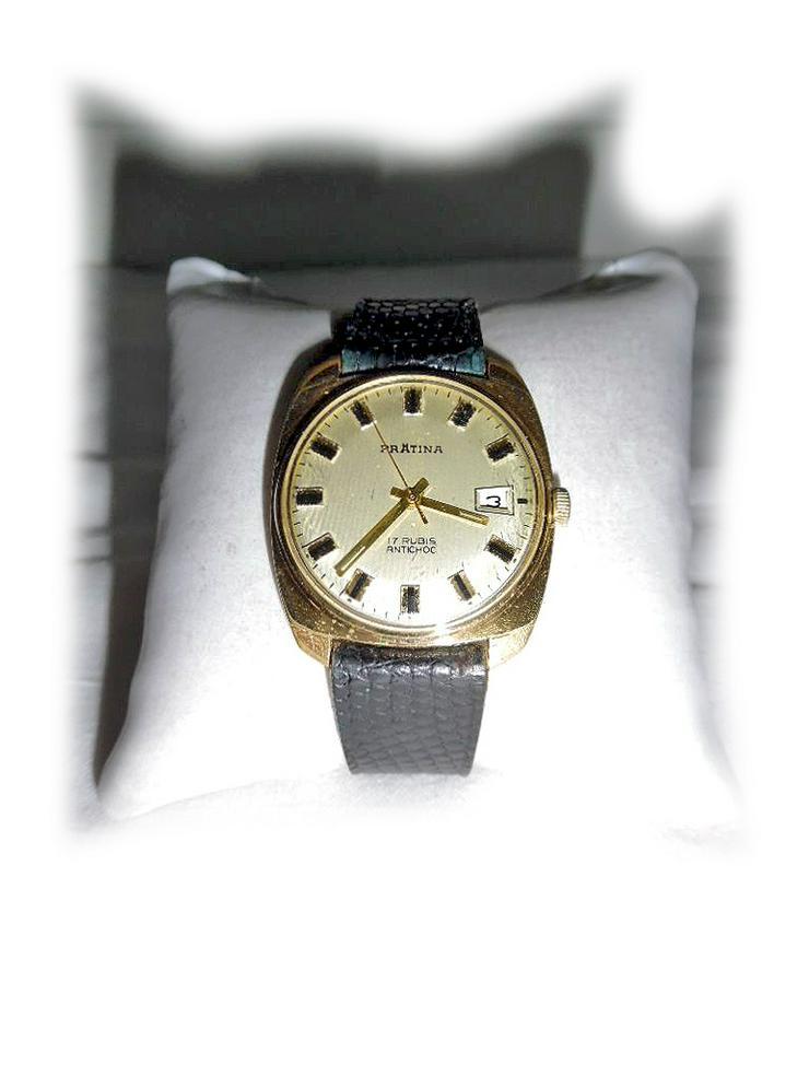 Elegante Armbanduhr von Prätina - Herren Armbanduhren - Bild 1