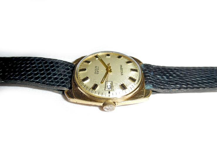 Bild 3: Elegante Armbanduhr von Prätina