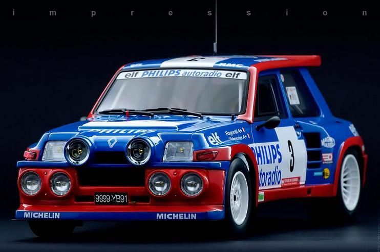 Bild 3: 4 Stk Felgen Renault 5 Turbo MAXI 7.5x15 9.5x16 Lk.4x98 NEU