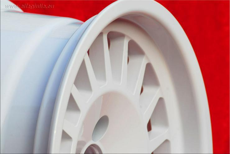 Bild 4: 4 Stk Felgen Renault 5 Turbo MAXI 7.5x15 9.5x16 Lk.4x98 NEU