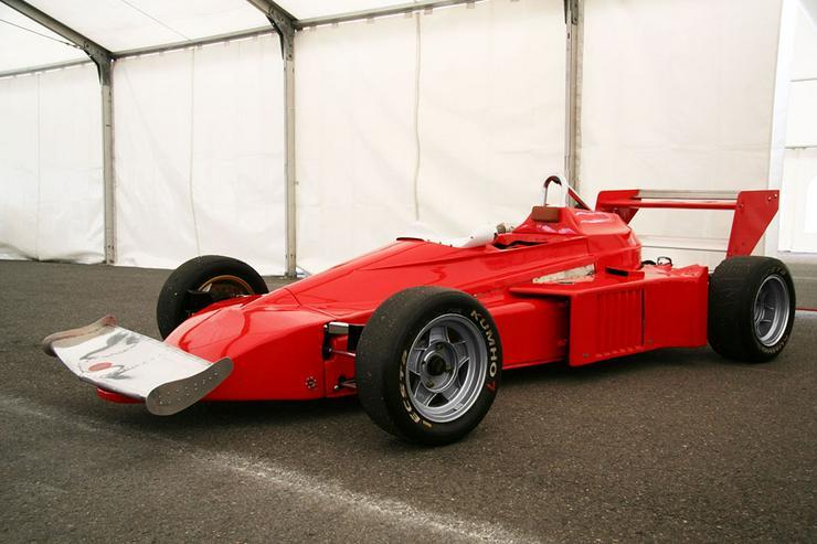 Bild 3: Felgen Formula Super Vee 6x13 8x13 Volkswagen FSV