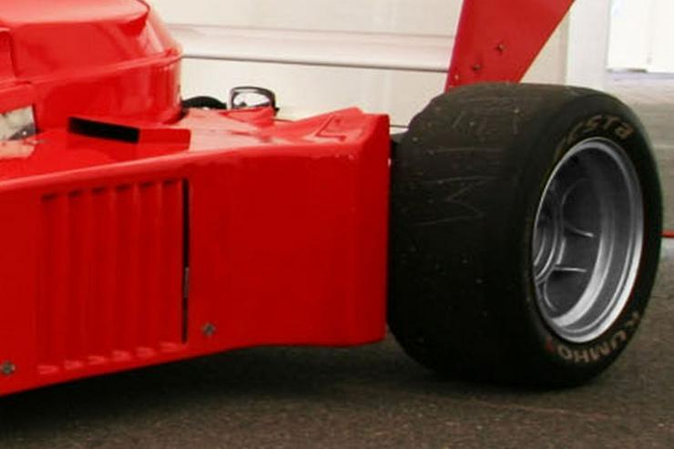 Bild 3: Felgen Formula Super Vee 8x13 4x130 Volkswagen FSV