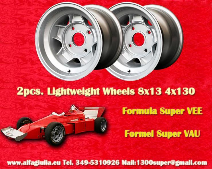 Felgen Formula Super Vee 8x13 4x130 Volkswagen FSV