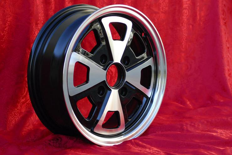 Bild 5: Felgen Volkswagen Beetle Karmann Ghia 5.5x15 4x130