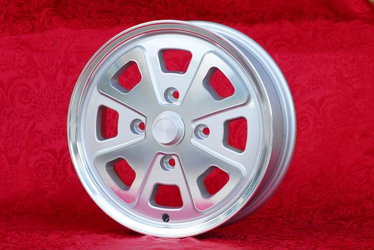 Bild 3: Felgen Volkswagen Beetle Karmann Ghia 5.5x15 4x130
