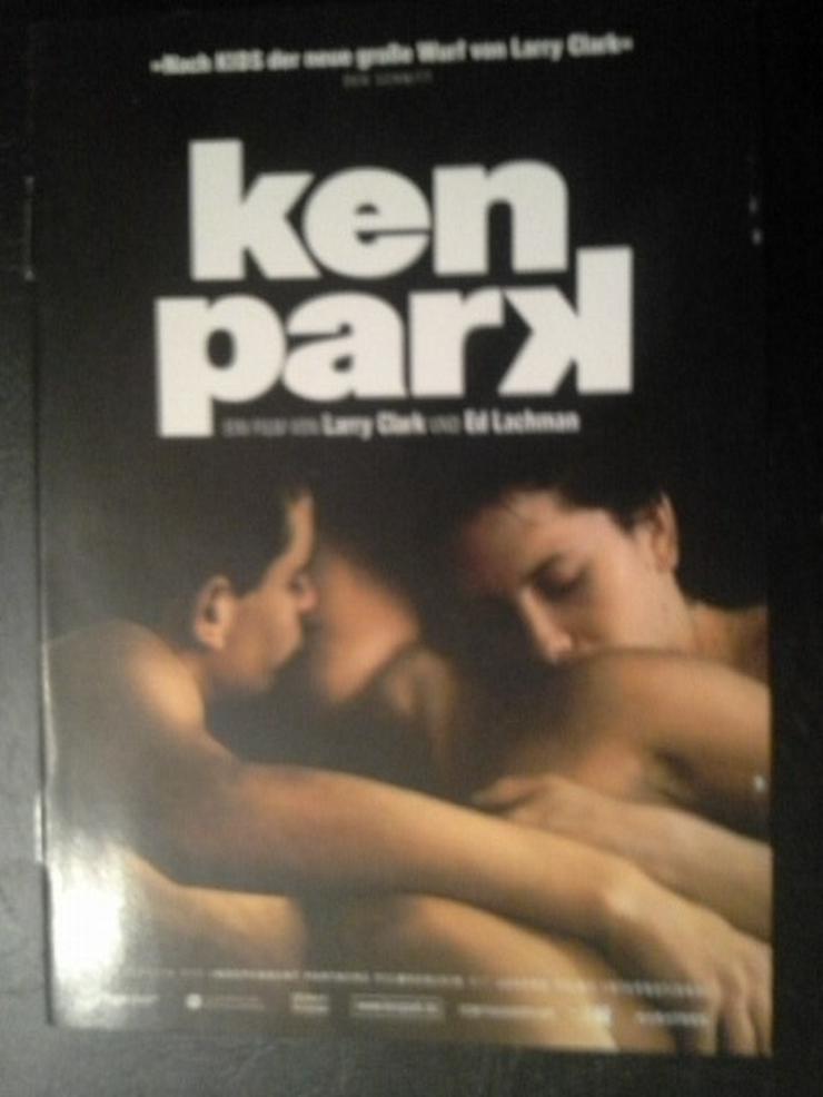 2002 INDEPENDENT Flyer Ken Park - Poster, Drucke & Fotos - Bild 1