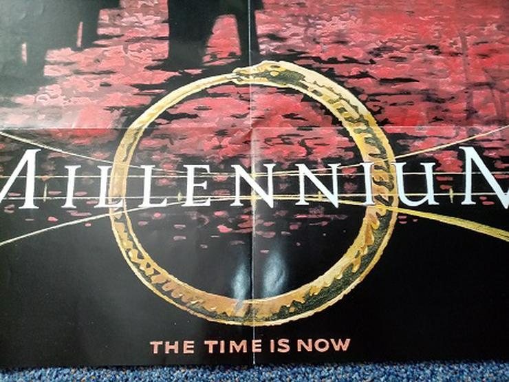 Millennium Plakat Orginal A1  signiert Laschet - Poster, Drucke & Fotos - Bild 1