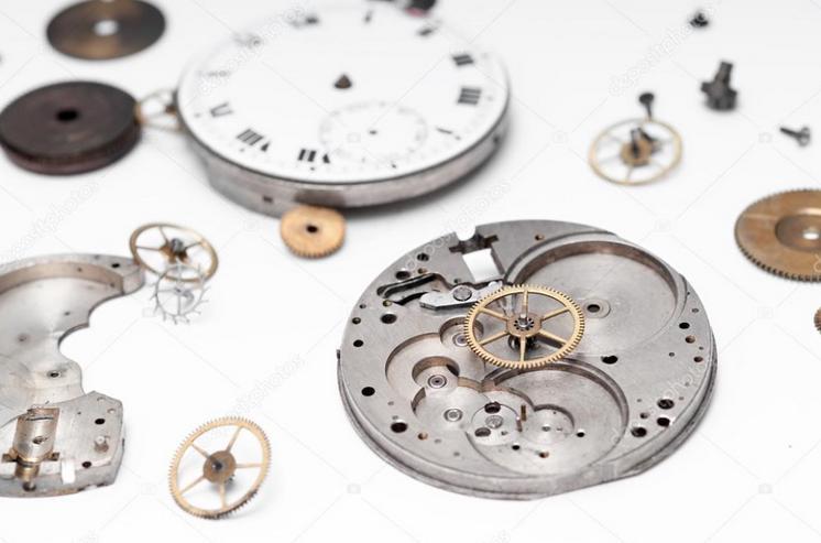 Uhrmacher Uhrenreparatur