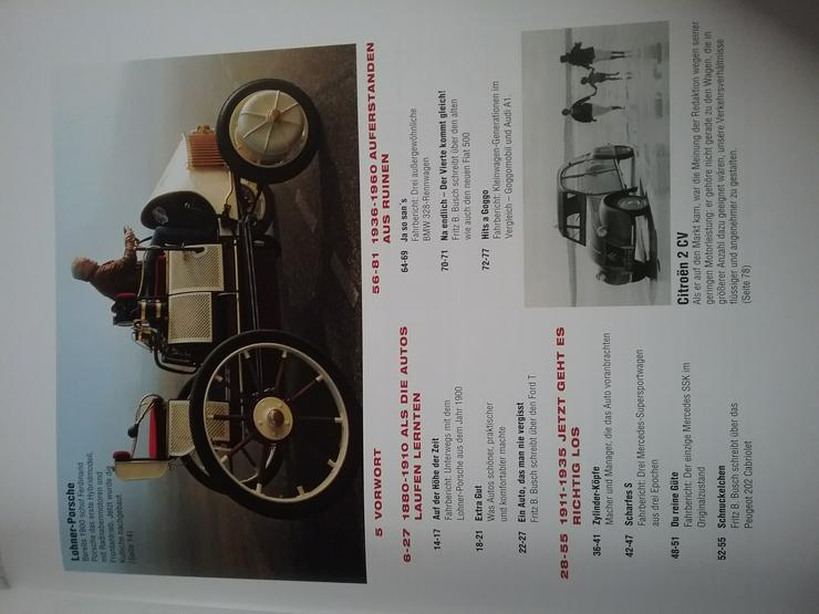 Bild 2: Die Geschichte des Automobils