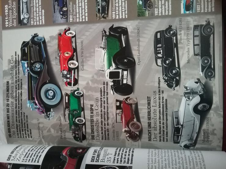 Bild 3: Die Geschichte des Automobils