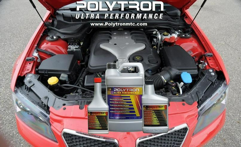 Bild 5: POLYTRON - das weltweit beste Öladditiv, Motoröl und Kraftstoffzusatz (Benzin / Diesel)