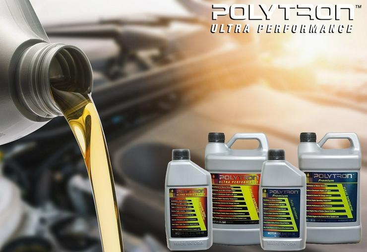 Bild 2: POLYTRON - das weltweit beste Öladditiv, Motoröl und Kraftstoffzusatz (Benzin / Diesel)