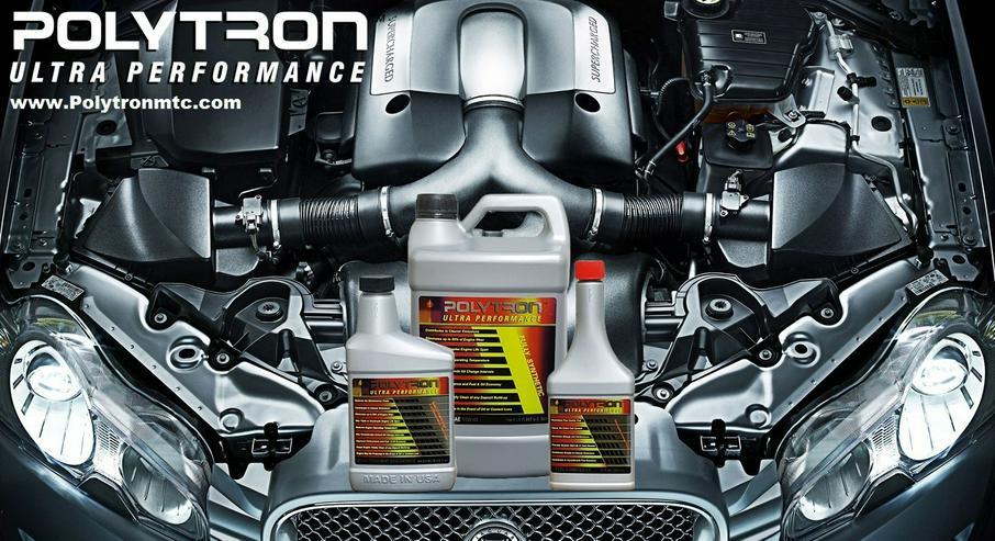 Bild 3: POLYTRON - das weltweit beste Öladditiv, Motoröl und Kraftstoffzusatz (Benzin / Diesel)