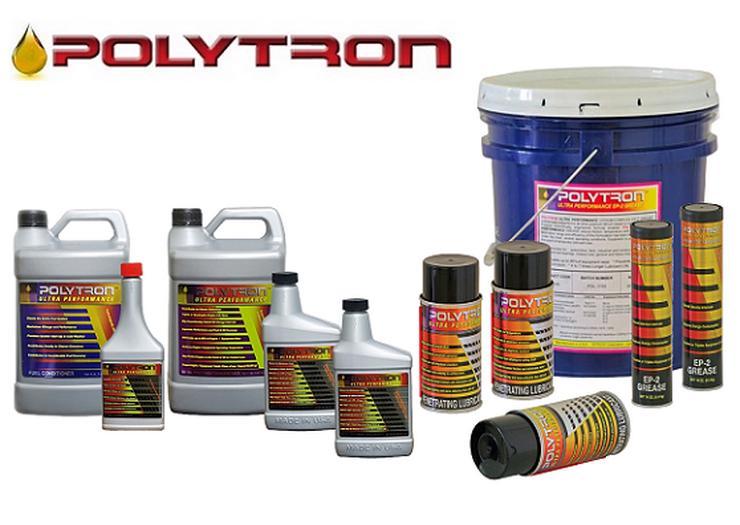 POLYTRON - das weltweit beste Öladditiv, Motoröl und Kraftstoffzusatz (Benzin / Diesel)