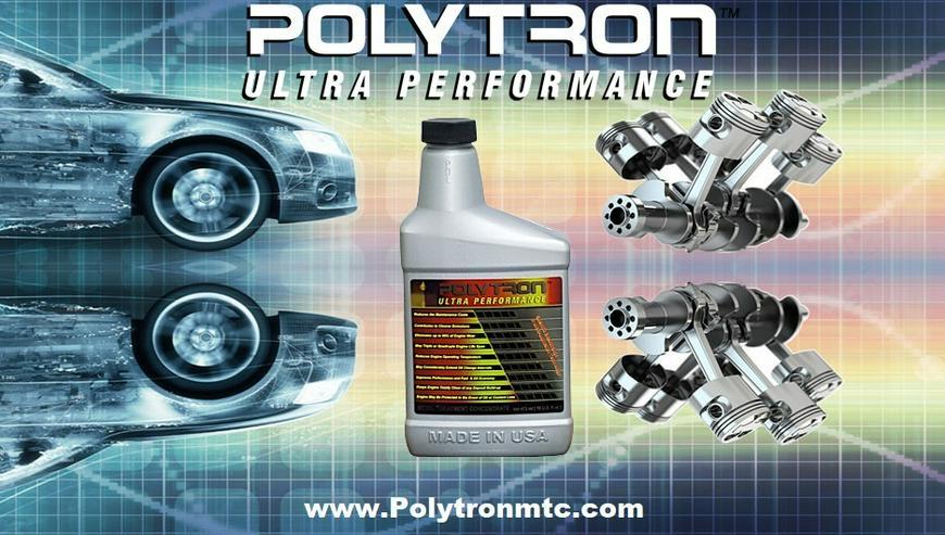 Bild 6: POLYTRON - das weltweit beste Öladditiv, Motoröl und Kraftstoffzusatz (Benzin / Diesel)