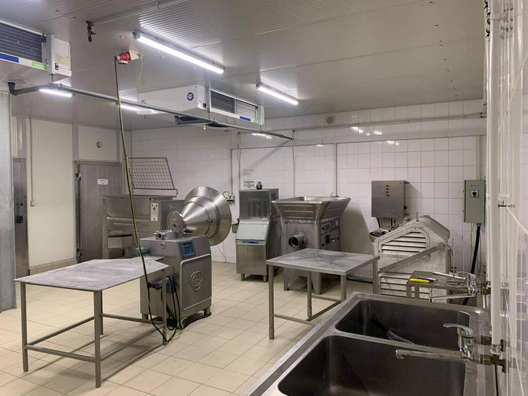 Bild 5: Schlachthof in Ungarn zu Verkaufen