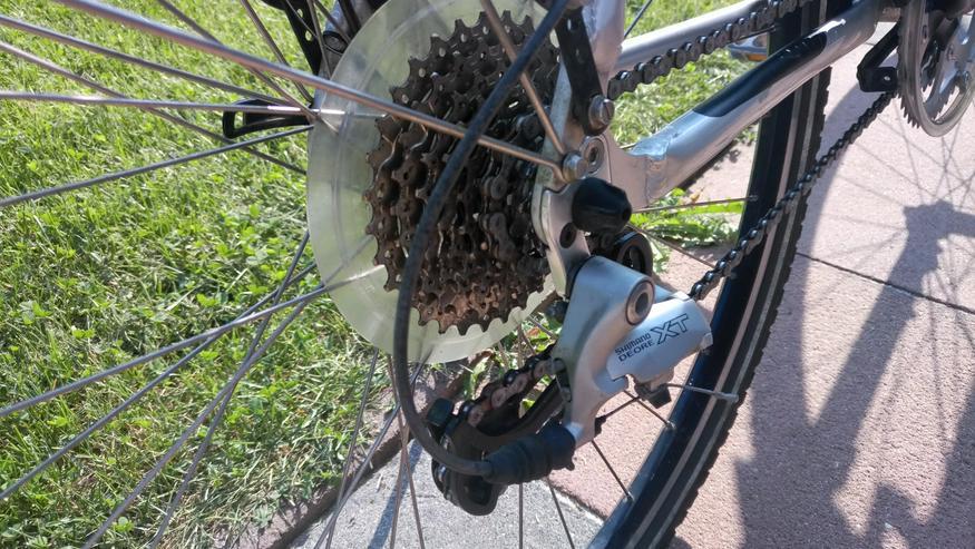 Bild 5: Treckingrad wegen Knieprobleme zu verkaufen