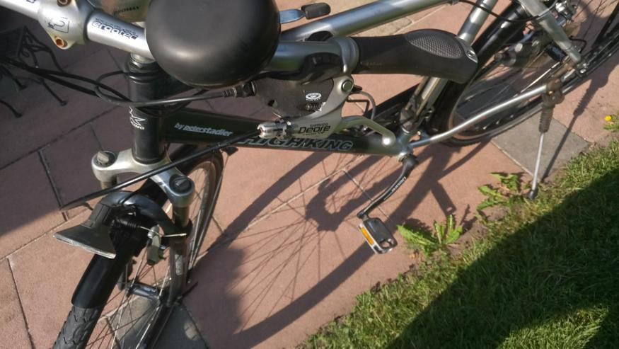 Treckingrad wegen Knieprobleme zu verkaufen - Mountainbikes & Trekkingräder - Bild 1